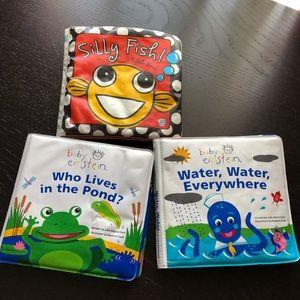 Other - EUC a set of 3 bath books